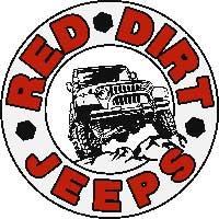 Red Dirt Jeeps Online Swag Shop Custom Shirts & Apparel